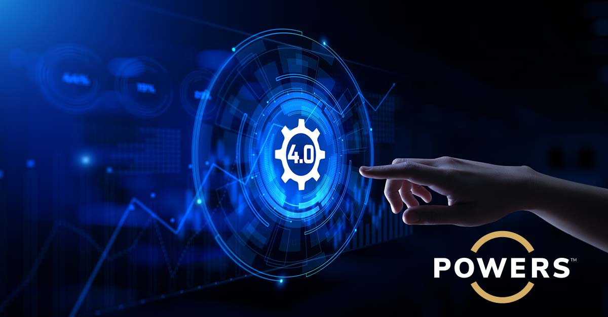 Eye care device manufacturer brings on POWERS to implement Cultural Performance management system as part of Industry 4.0
